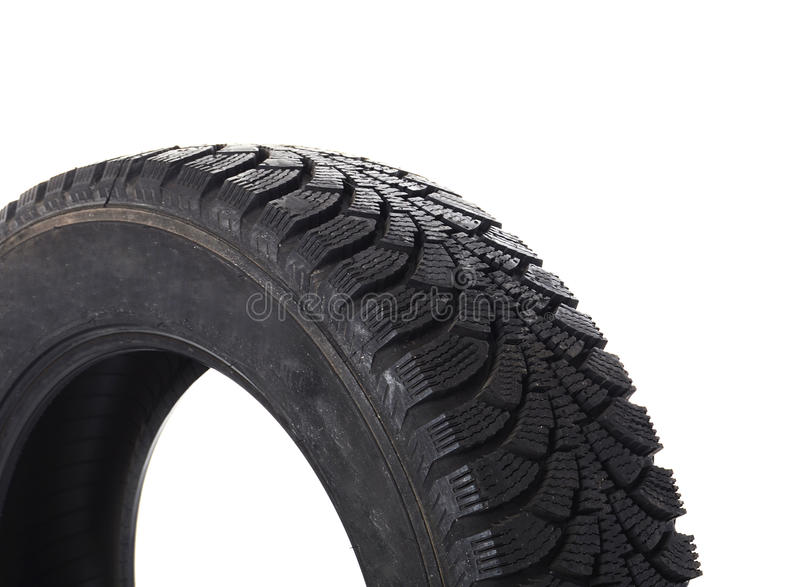 Download Automobile tire stock illustration. Image of stacked - 27609690