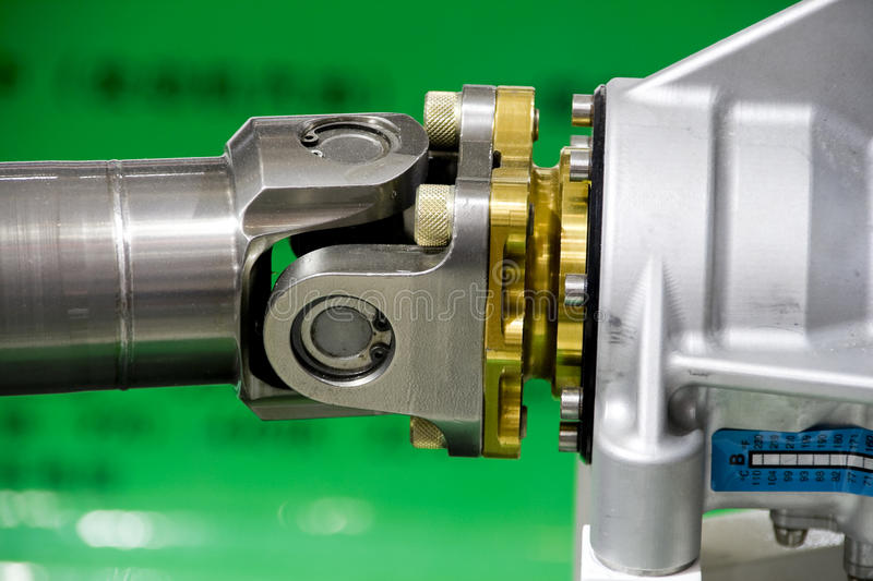 Automobile universal joint royalty free stock photo