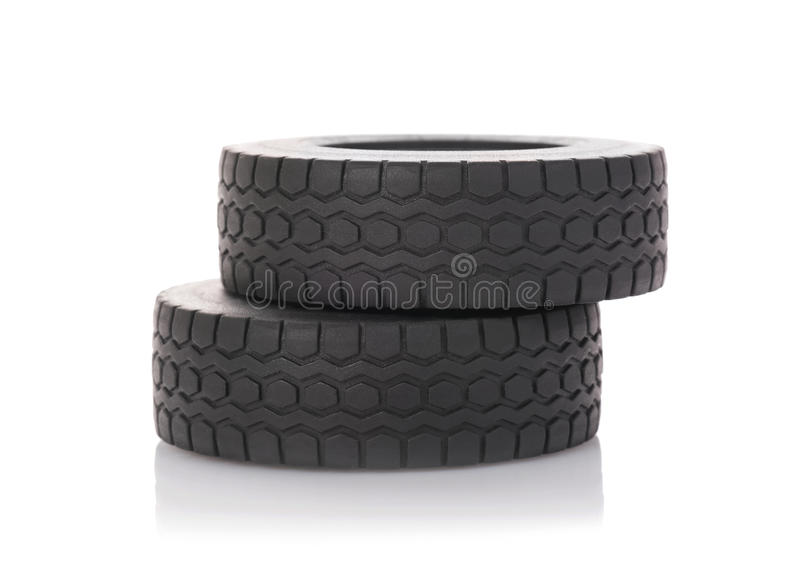 Download Automobile Wheel On A White Background Stock Image - Image: 18254795