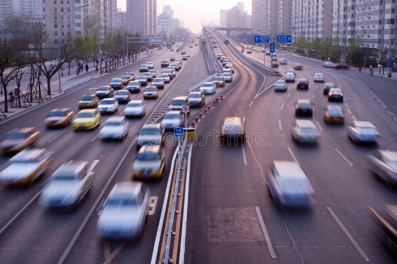 automobiles traffic trip στοκ εικόνα