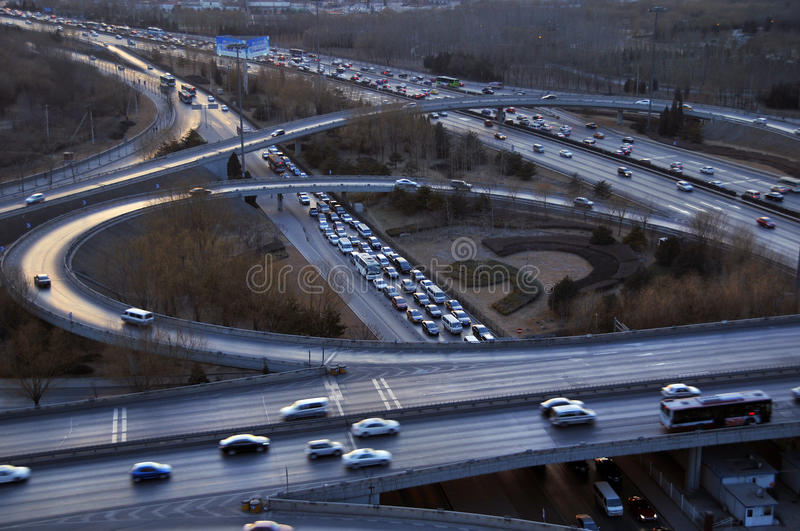 Download Automobiles trip traffic stock photo. Image of evening - 24327452