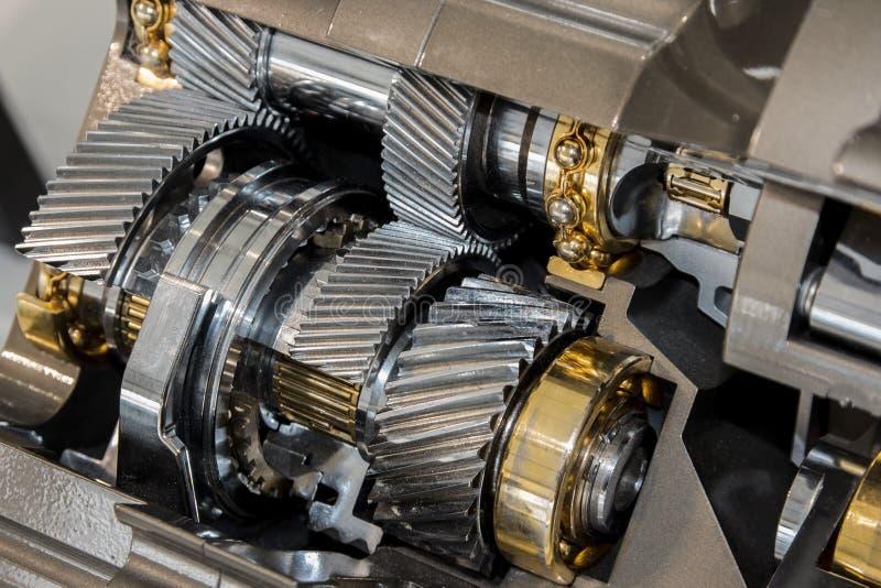 Automobilgetriebe stockfotos