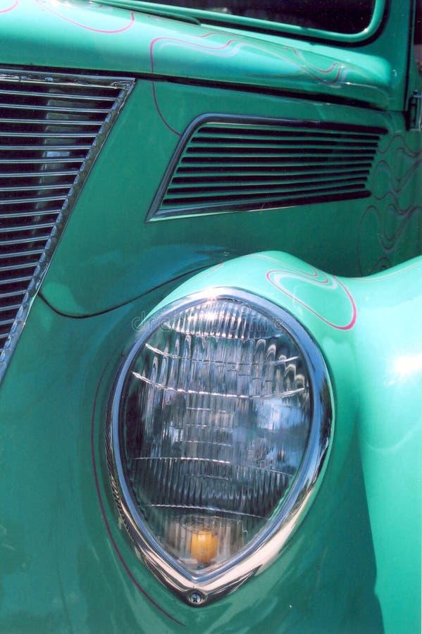 Download Automobili antiche fotografia stock. Immagine di chrome - 125502