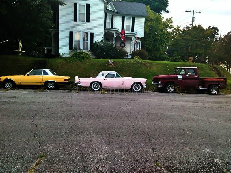 Automobili antiche immagini stock libere da diritti
