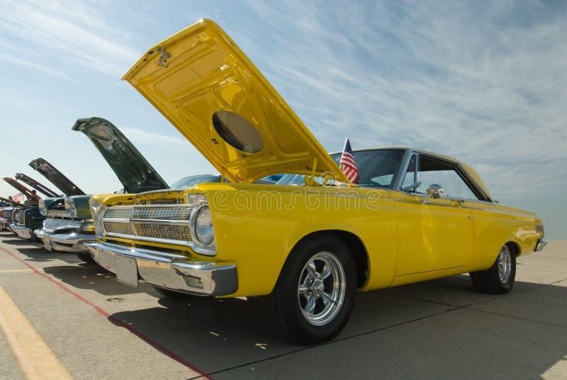 Automobili classiche fotografia stock libera da diritti