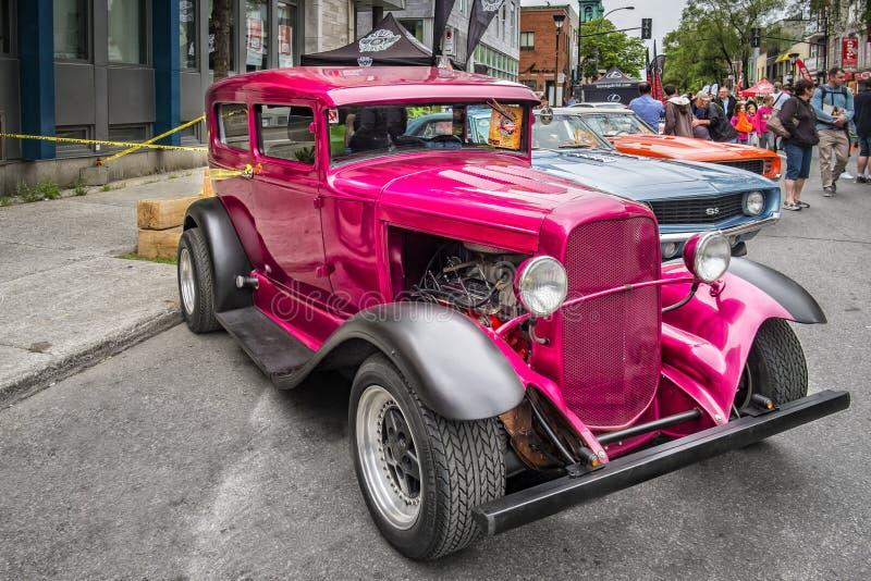 Automobili d'annata immagini stock