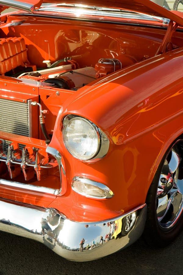 Automobili variopinte del Rod caldo immagini stock libere da diritti
