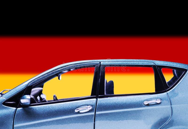 Automobilowy przemysł w Niemcy obrazy stock