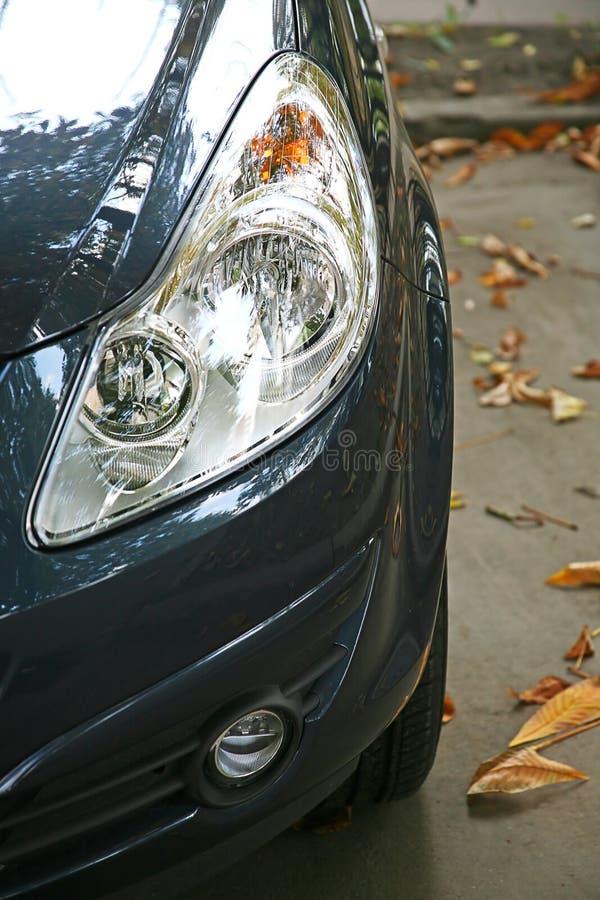Automobilscheinwerfer stockfoto