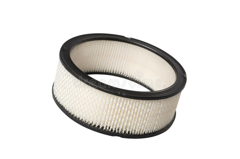 Download Automotive Air Filter stock image. Image of clean, media - 13041563