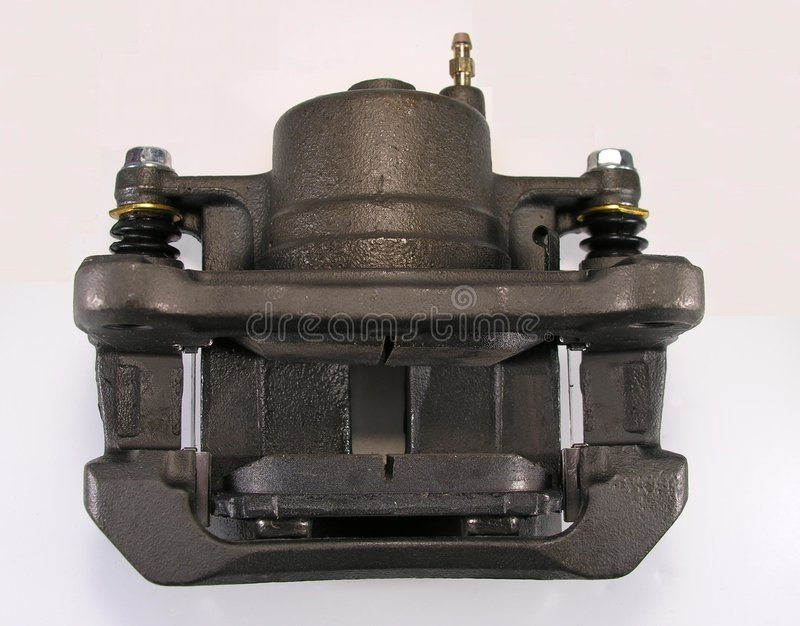 Automotive Brake Calipers stock images