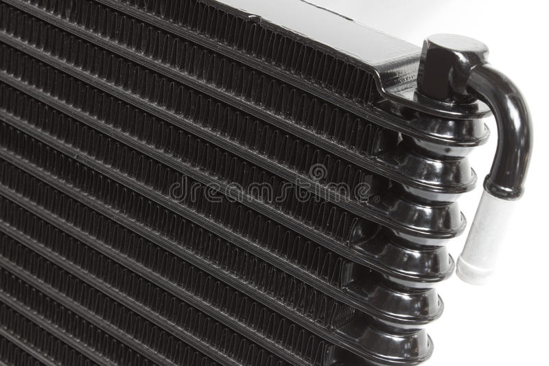Automotive cooling radiators. Horizontal photo royalty free stock photos