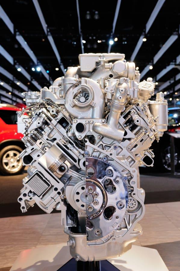 Automotive Engine Royalty Free Stock Photography