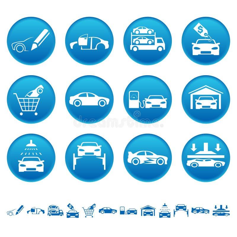 Automotive icons