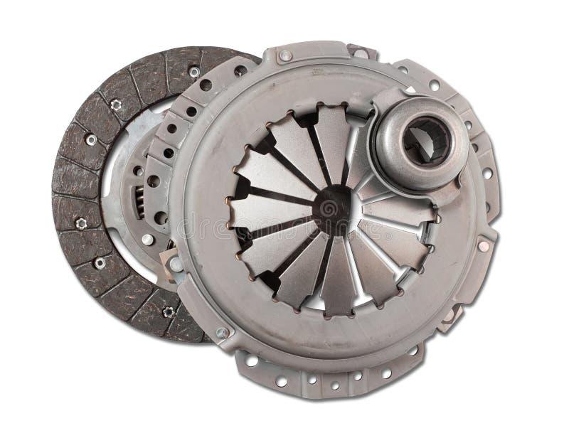 Automotive part. automobile engine clutch stock images