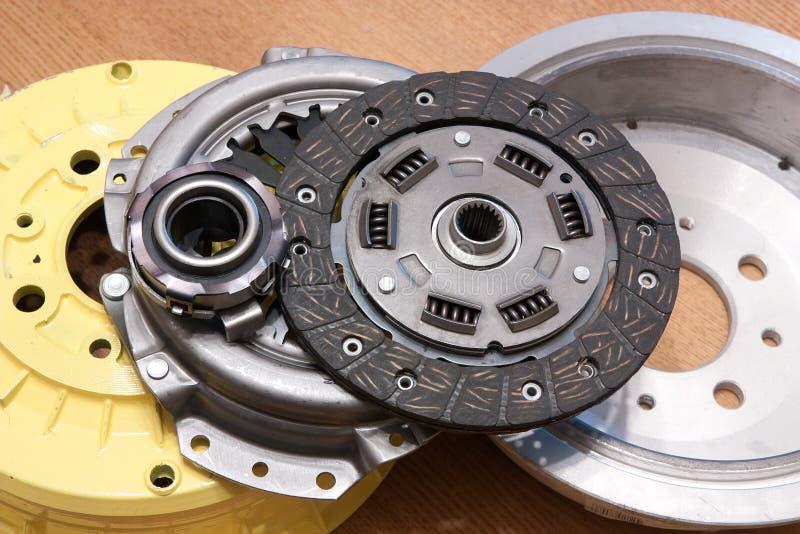 Automotive parts royalty free stock photos