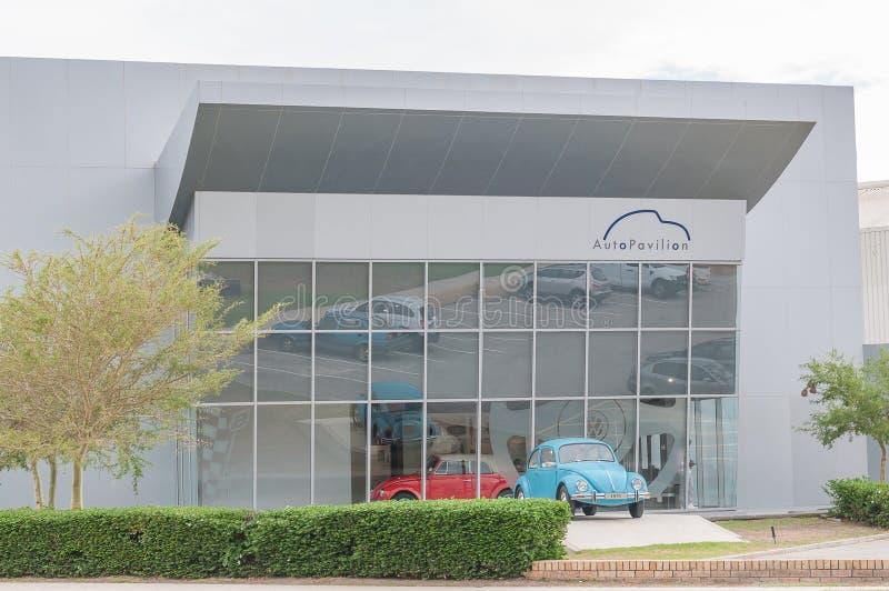 AutoPavilion i Uitenhage royaltyfri bild