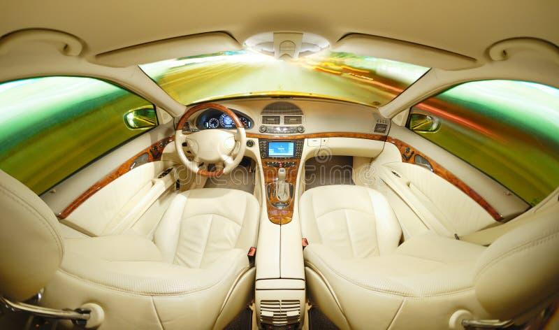 Autopilot stock image