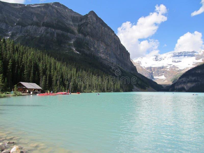 Autoreise Alberta lizenzfreie stockfotografie