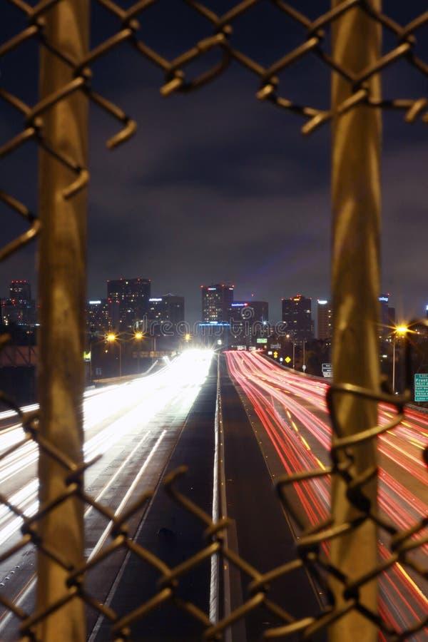 autoroute images stock