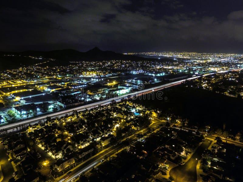 autoroute 91 chez Buchanan photo libre de droits