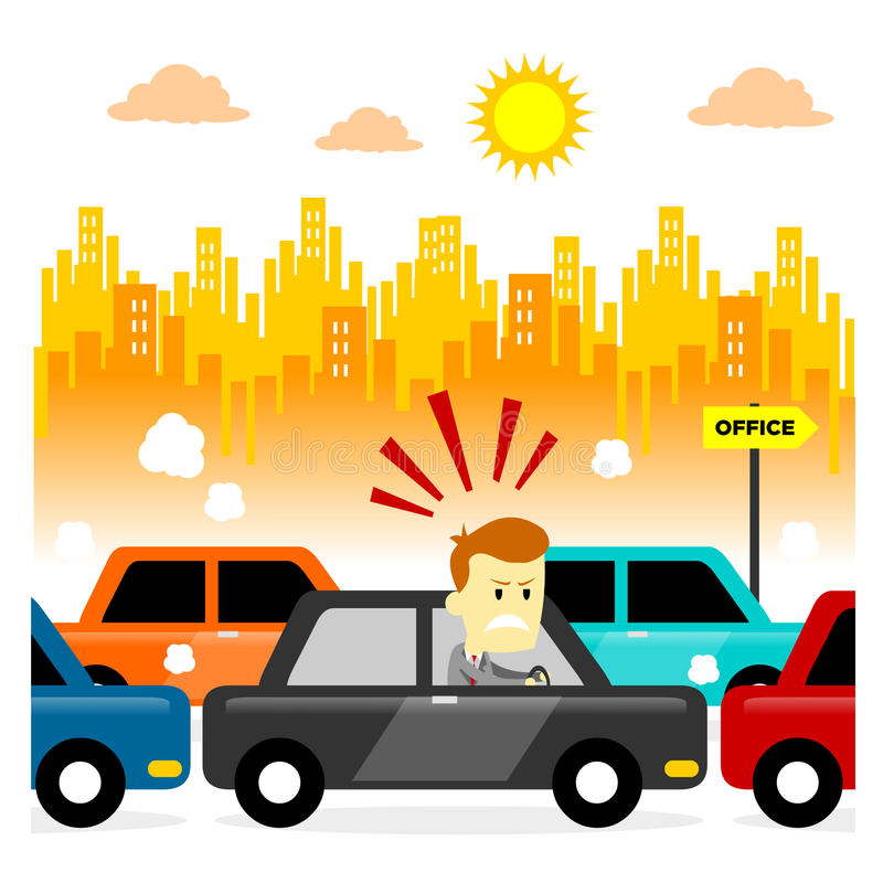 Autos auf Asphalt