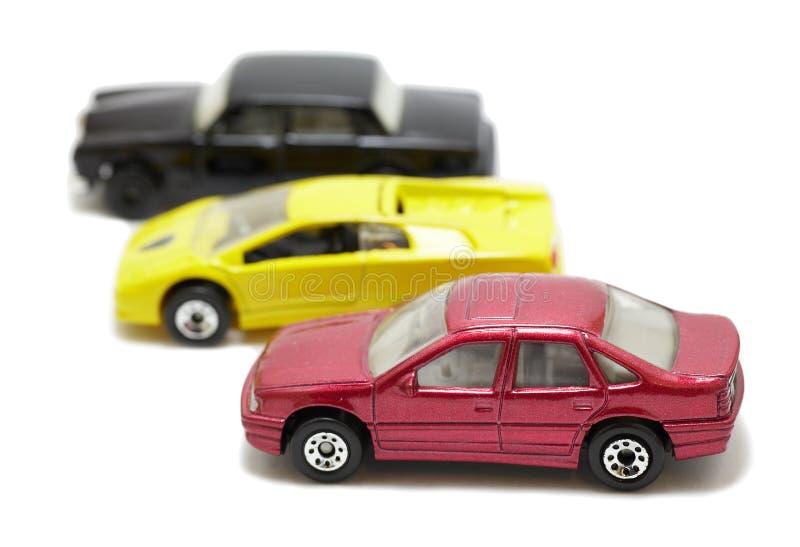 Autos auf Parken lizenzfreie stockfotografie