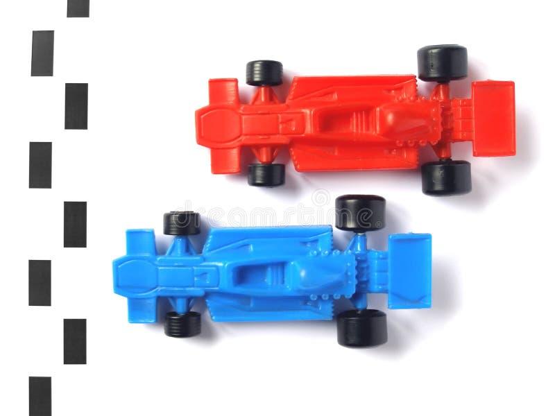 Autos F1 stockfoto