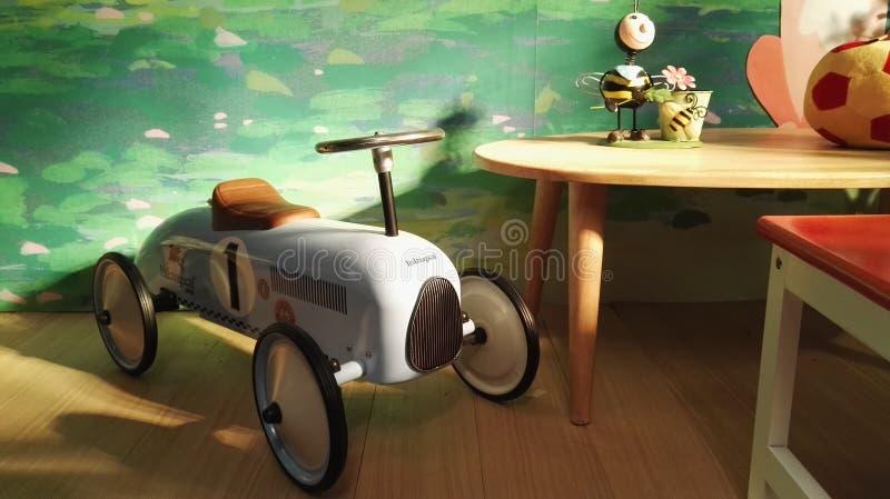 Autospeelgoed royalty-vrije stock foto
