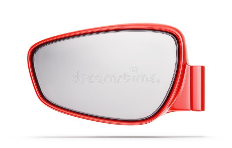 Autospiegel vector illustratie