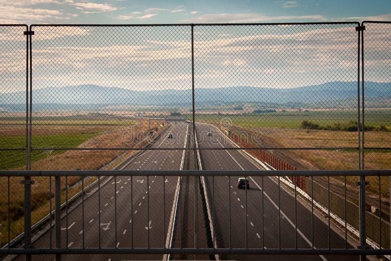 Autostrada obraz royalty free