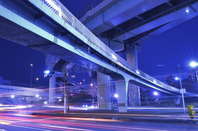 autostrady złącze zdjęcie stock
