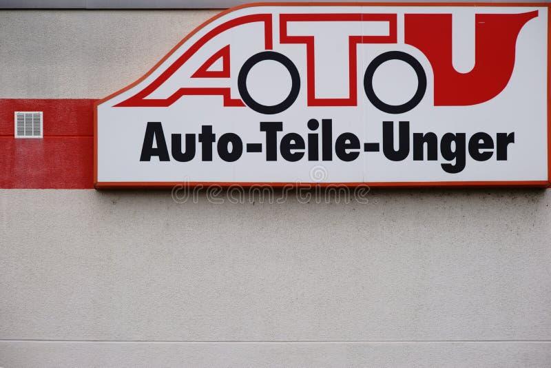 Autoteile Unger lizenzfreie stockfotos