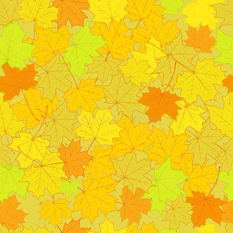 Download Autumn stock vector. Illustration of seamless, backgrounds - 20843526