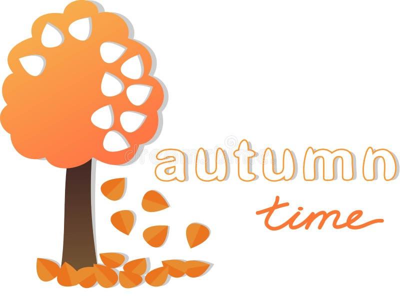 Autumn royalty free illustration
