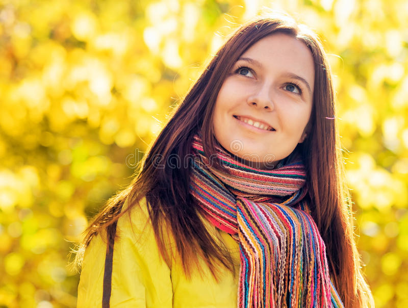 Download Autumn stock image. Image of face, caucasian, lifestyle - 26861559