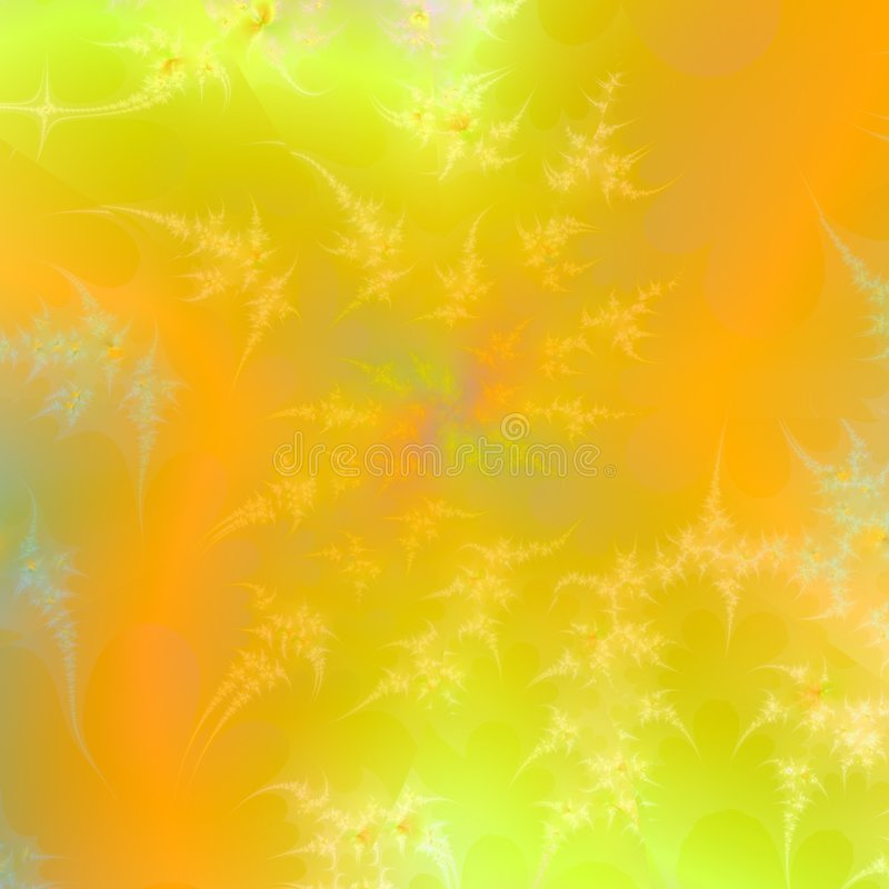 Autumn abstract background royalty free illustration