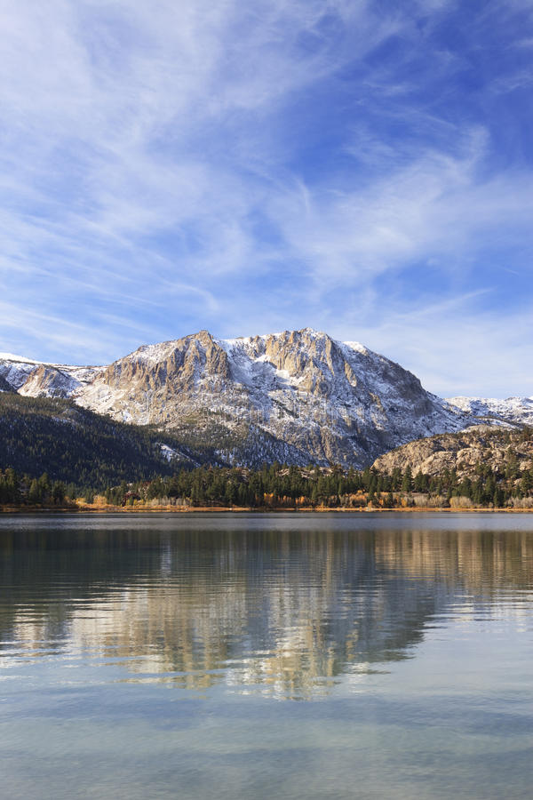 Free Autumn At June Lake In California Stock Photo - 19722380