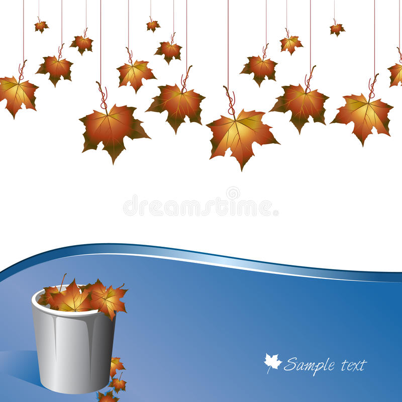 Free Autumn Background. Royalty Free Stock Image - 10752256
