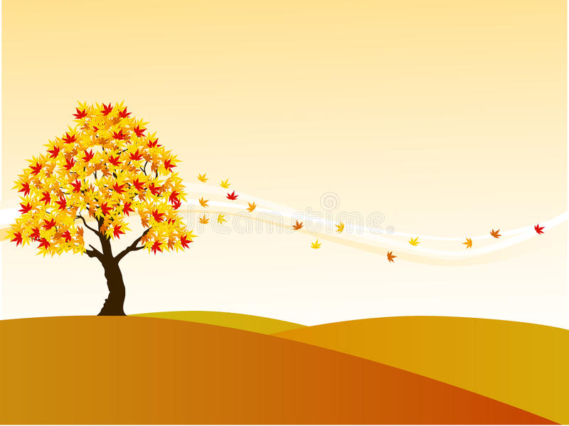 Download Autumn background stock vector. Illustration of latter - 11073823