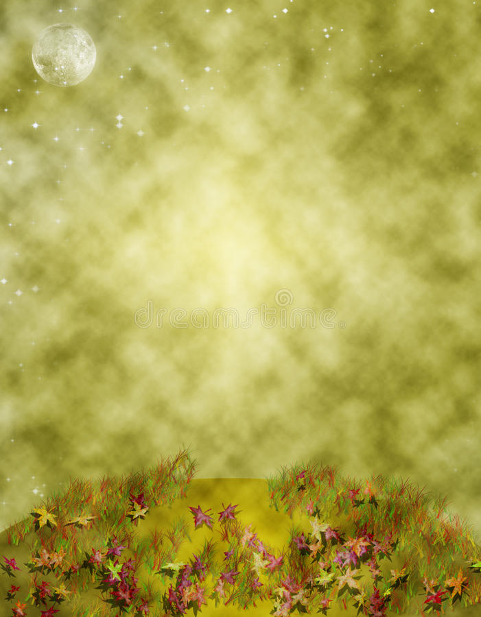 Download Autumn Background With Copy Space Stock Illustration - Image: 20454475