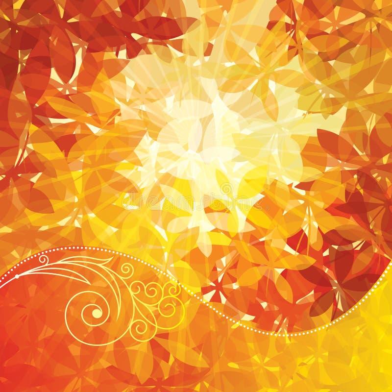 Download Autumn Background stock vector. Illustration of design - 33045645
