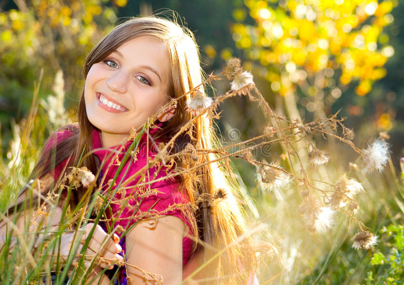 Autumn beauty 15 royalty free stock image