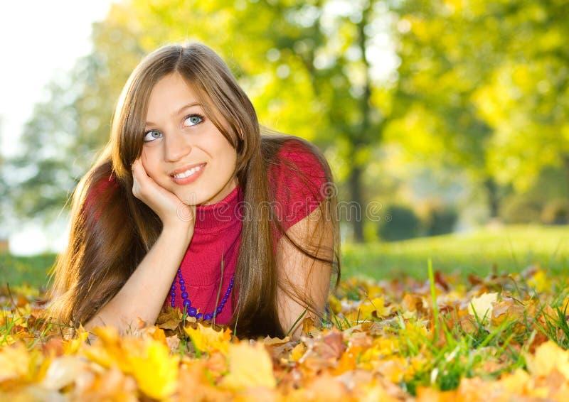 Autumn beauty 4 royalty free stock photography