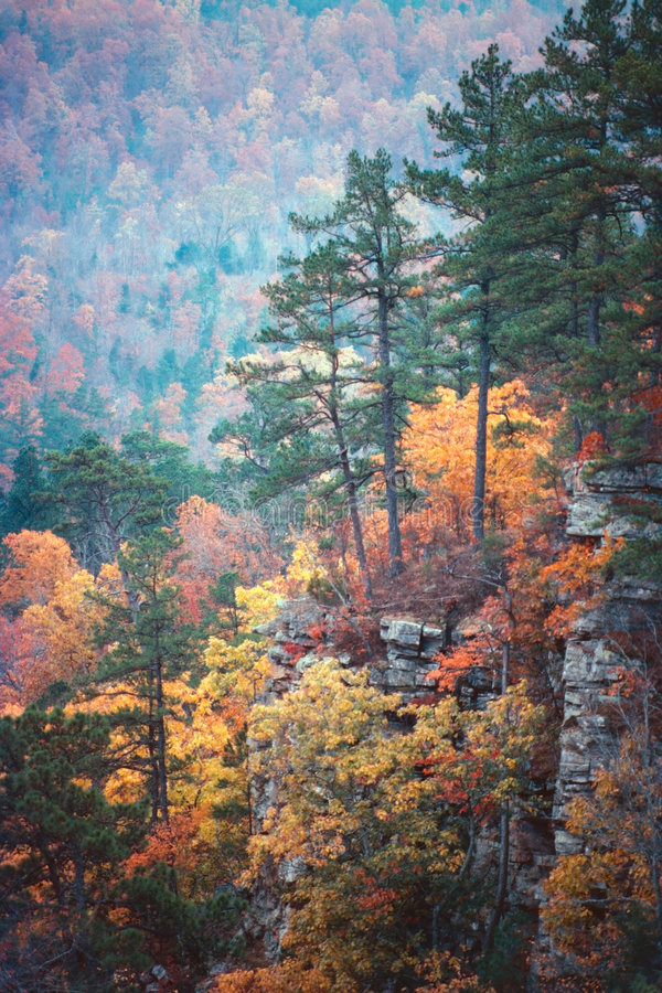 Download Autumn Bluff Royalty Free Stock Images - Image: 4786729