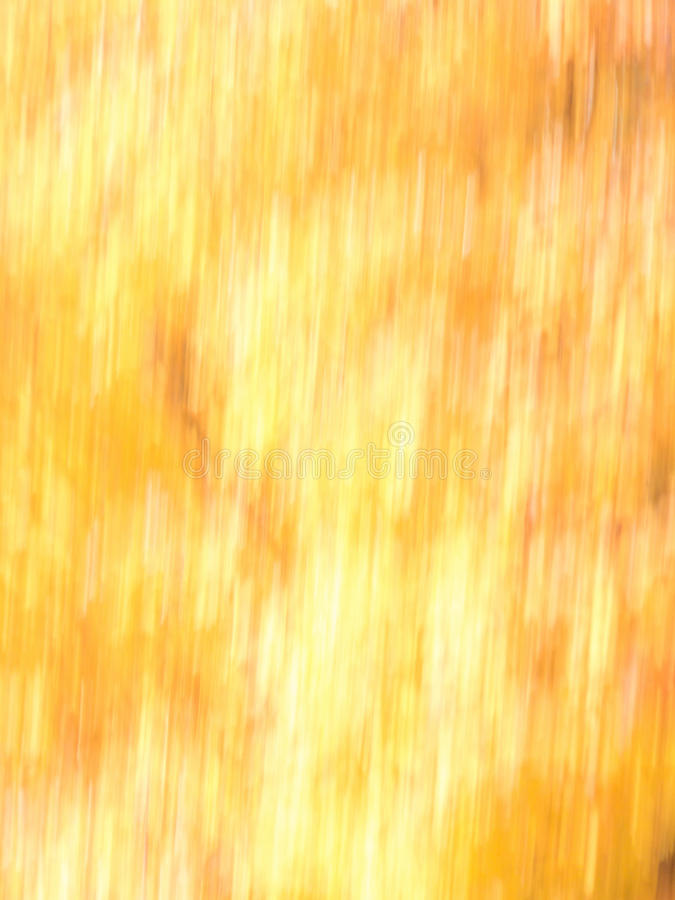 Autumn Blur - Yellows, with a bit of Orange and Red royalty free stock photos
