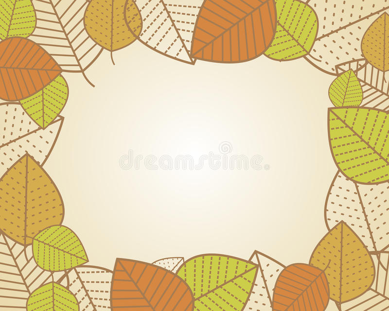 Download Autumn Border 2 Stock Images - Image: 26545084