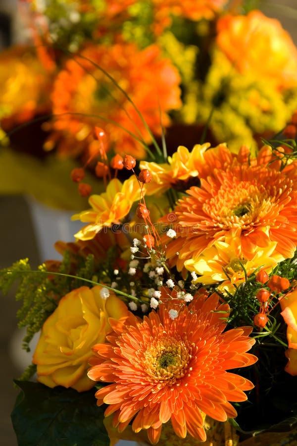 Free Autumn Bouquet Royalty Free Stock Image - 3264406