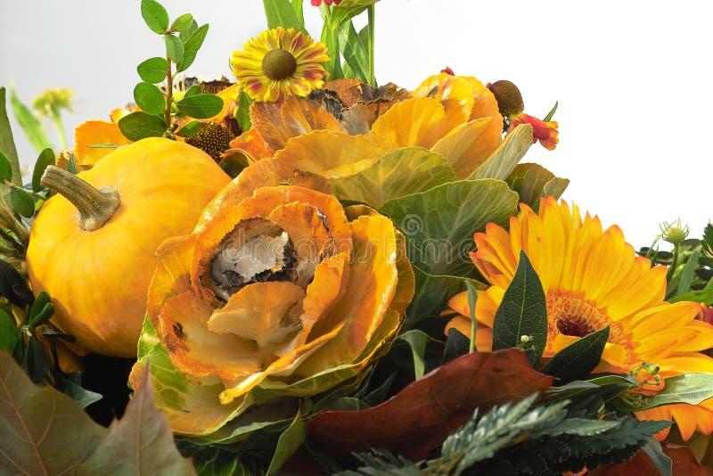 autumn bukiet. fotografia stock