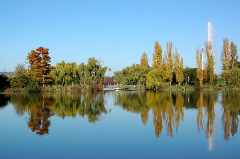 autumn Canberra zdjęcie royalty free